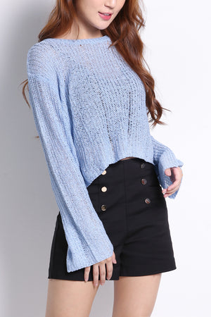 Knit Sweater 9822A