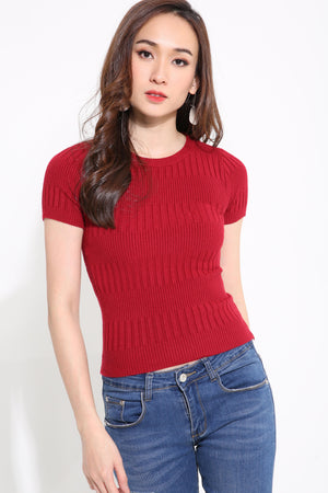 Knit Top 1199 - Ample Couture