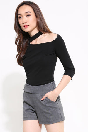 Plain Top 1227 - Ample Couture
