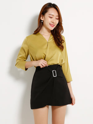 Decorative Belt Skirt 13071