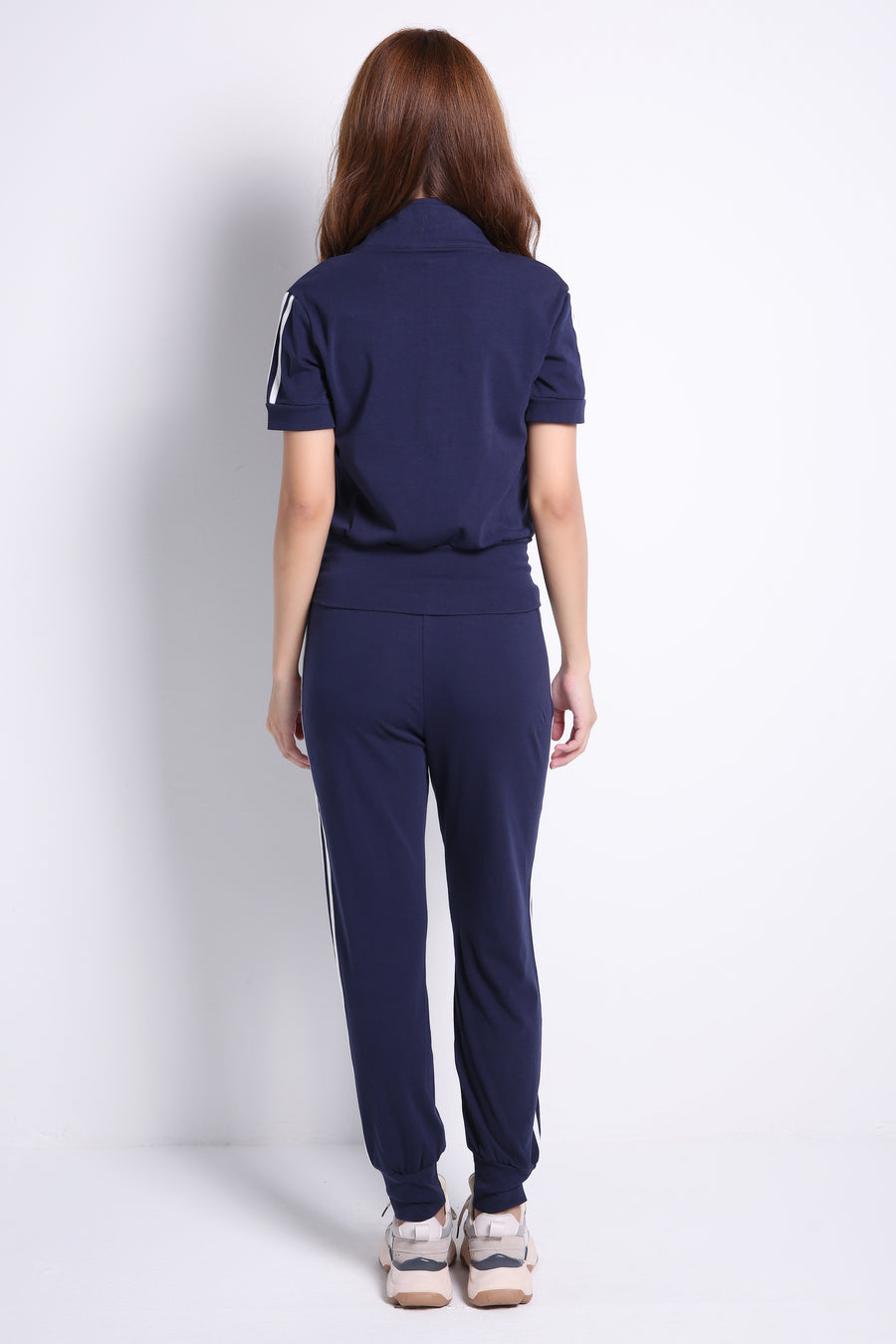 Sport Top With Long Pants Set 9098