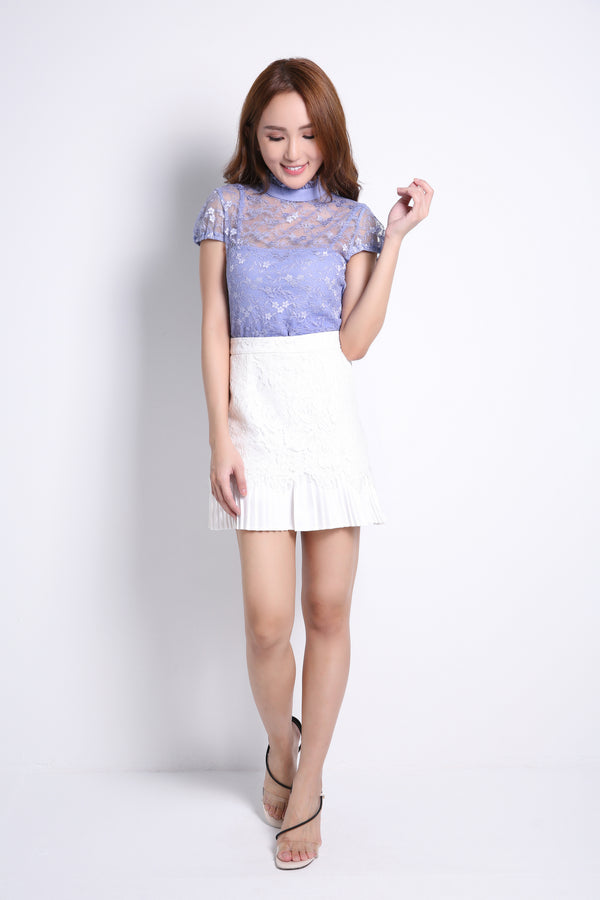 Lace Top 9079