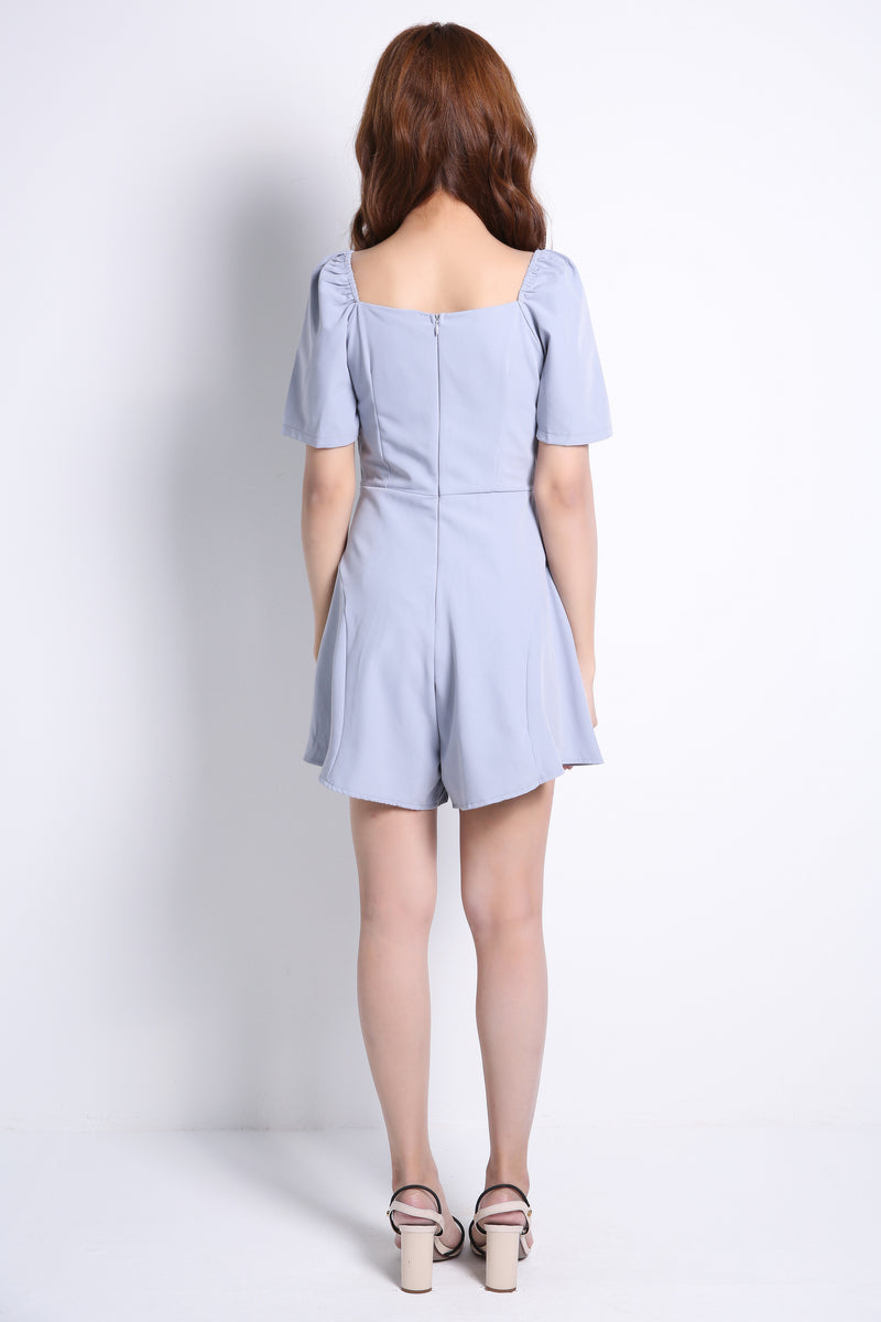Front Twist Playsuit 9139