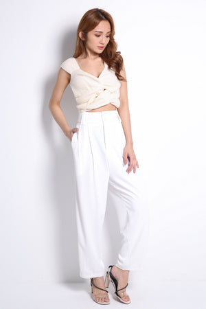 Straight Long Pants 10454