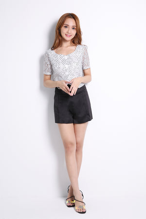 Lace Top 10420