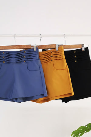 Front Pocket Short Pants 10552