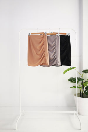Plain Skirt Pants 10586