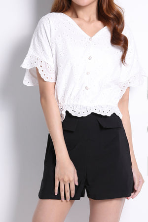 Pearl Button Top 10494