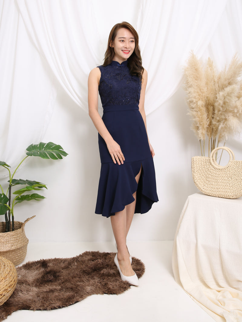 Sleeveless Dress 11188