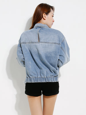 Denim Jacket 12541