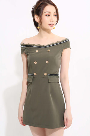 Chinism Dress 1294 - Ample Couture