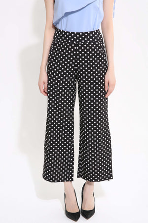 Polka Dot Pant 1314 - ample-couture