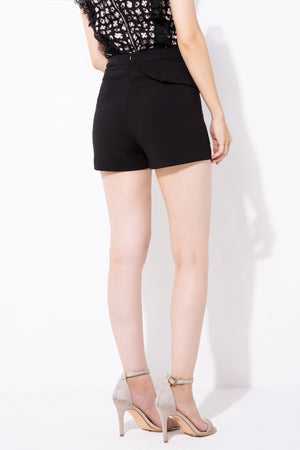 Flare Shorts 4175 - ample-couture