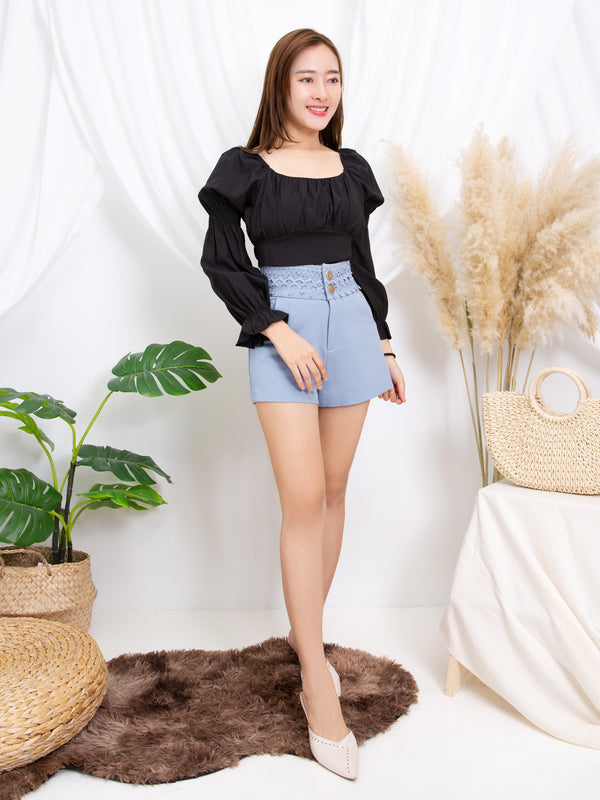 Square Neck Top 11271