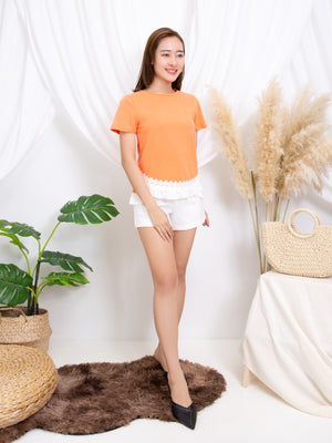 Short Sleeve Top 11278