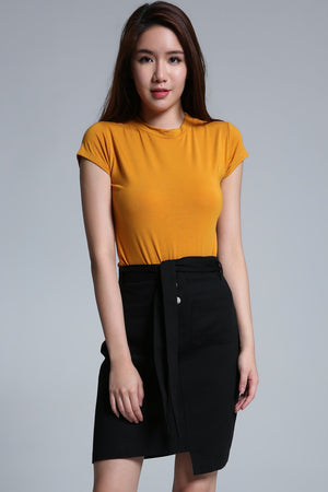 Plain Top 1647 - Ample Couture