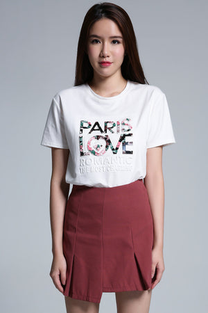 Paris Love Top 1649