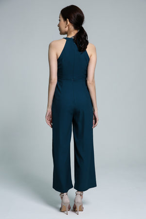 Button Jumpsuit 1746 - Ample Couture