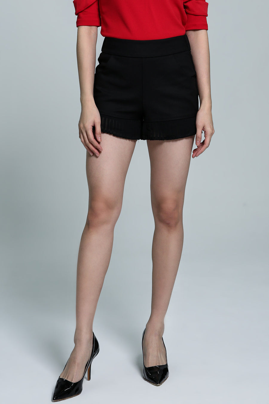 Pleated Short Pant 1808