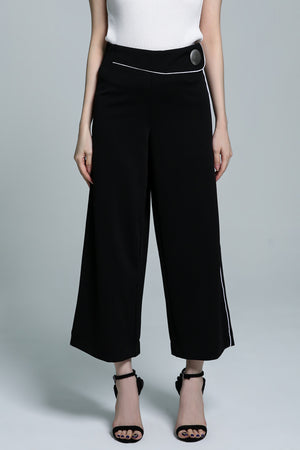 Fake Belt Long Pant 1780