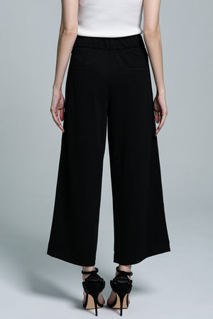 Fake Belt Long Pant 1780 - ample-couture