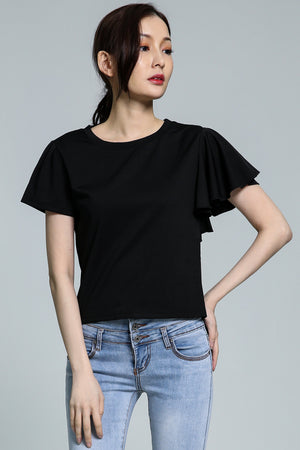 Plain Top 1785 - Ample Couture