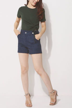 Pocket Front Shorts 4242