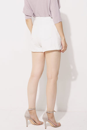 Denim Shorts 4196 - ample-couture