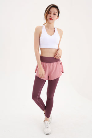 Layered Legging 7560A Bottoms