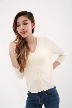 Knit Top 7620A Tops