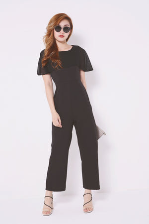 Ruffled Jumpsuit 4526 - ample-couture