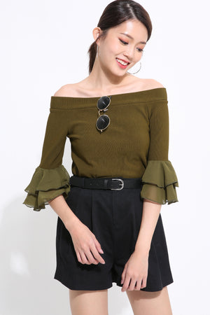 2 Overlay Top 1562 - Ample Couture