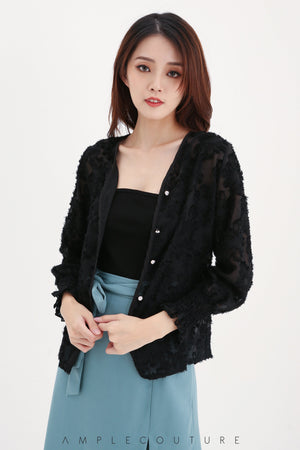 Front Button Top 7957A Tops