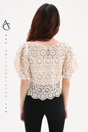 Lace Top 8095