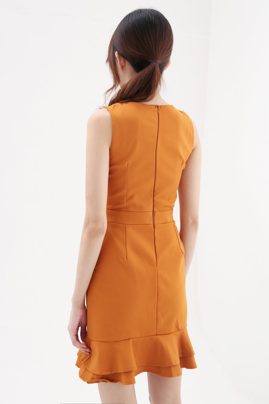 Sleeveless Dress 8281