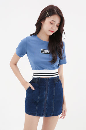 Denim Skirt 8427