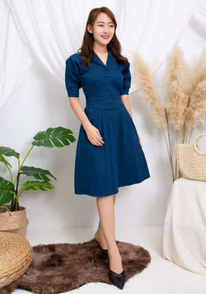 Denim Dress 11316