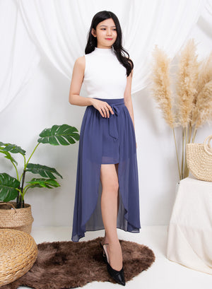 Tie Up Butterfly Skirt 11194