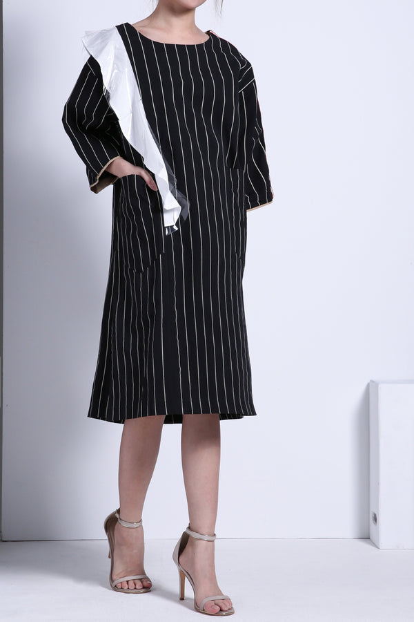 Stripe Dress 1974
