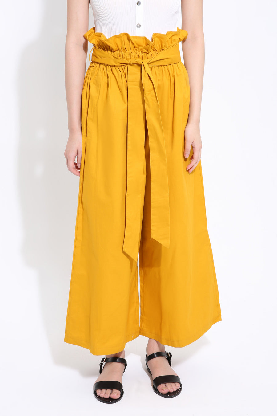 Linen Long Pant 1475 - ample-couture