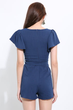 Button Playsuit 1516