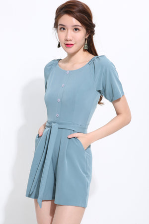 Button Playsuit 1515