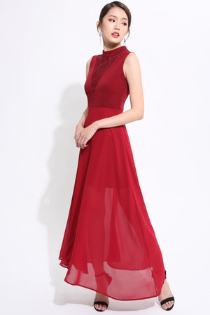 Long Dress 1570 - Ample Couture
