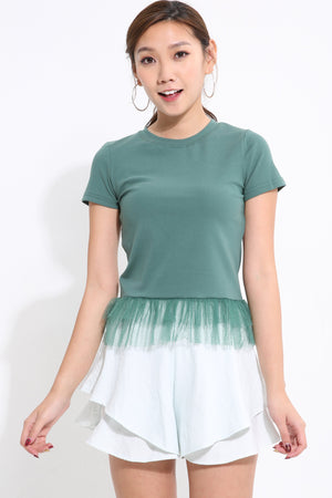 Plain Top 1630 - Ample Couture
