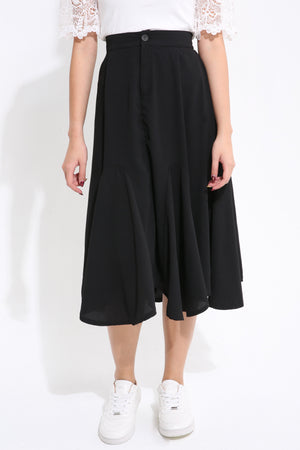 Mid Length Skirt 1616 - Ample Couture