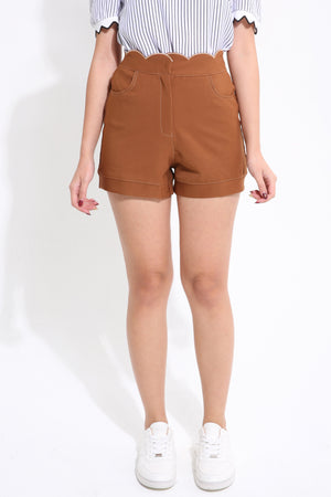 Short Pant 1626 - Ample Couture