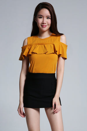 Open Shoulder Top 1681