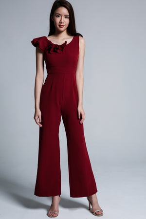 Raffle Jumpsuit 1718 - Ample Couture