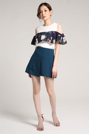 Flower Top 2021 - ample-couture