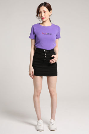 Bruberry Plain Top 2042
